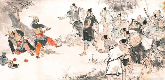 汉朝的司马迁和秦国的商鞅杠上了