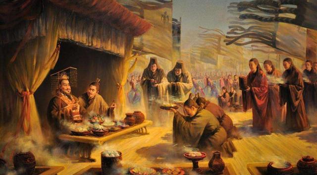 考古专家发现秦始皇女儿墓,现场一片狼藉,胡亥真是太毒辣了!